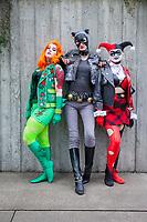 Emerald City Comicon 2018, Seattle, Washington, USA.