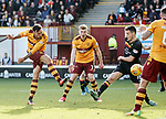 Ryan Bowman scores goal no 3 for Motherwell