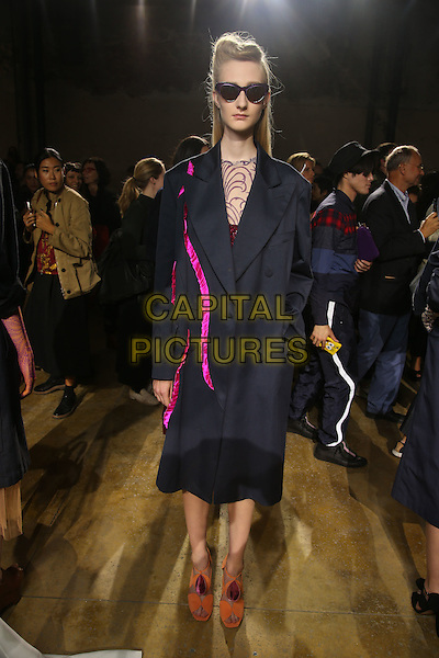 DRIES VAN NOTEN <br /> Paris Fashion Week, Ready to Wear,Spring Summer 2016, Paris, France September 30, 2015.<br /> CAP/GOL<br /> &copy;GOL/Capital Pictures