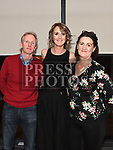 Emma Walsh celebrating her 30th birthday in Brú with parents. Photo:Colin Bell/pressphotos.ie