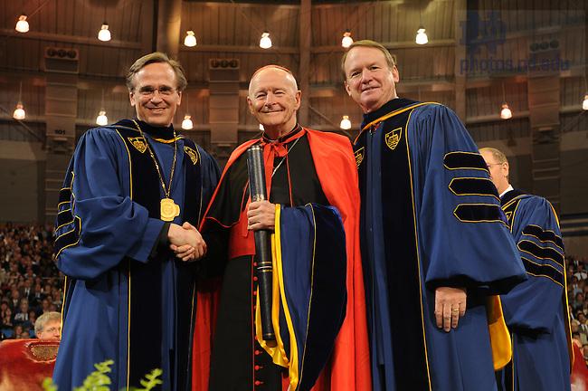 Honorary Degree 2008..Photo by Joe Raymond