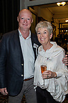 Richard and Pip Lawrence at the Greenbank 21 Year Reunion - Current and Past Parents, The Northern Club, Auckland, New Zealand,  Friday, August 04, 2017.Photo: David Rowland / One-Image.com for BW Media