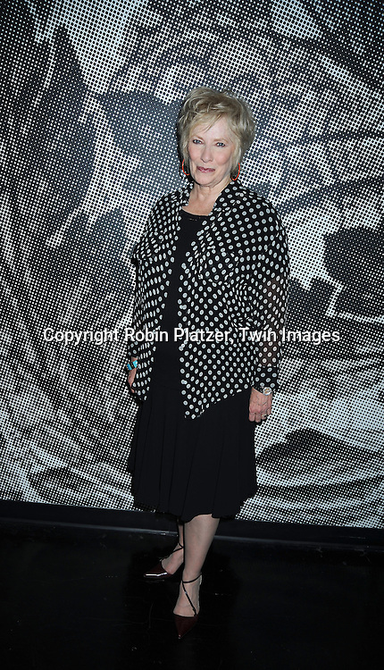 """Betty Buckley at The opening night of """"White's Lies"""" on May 6, 2010 at New World Stages in New York City. The show stars Betty Buckley, Tuc Watkins, Peter Scolari and Christy Carlson Romano."""
