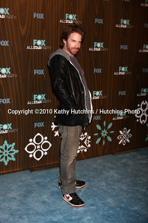 Seth Green.arriving at the 2010 Winter Fox TCA Party .Villa Sorisso Resturant.Pasadena, CA.January 11, 2010.©2010 Kathy Hutchins / Hutchins Photo....