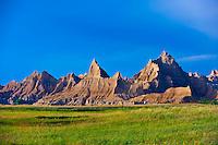 Badlands National Park, South Dakota USA