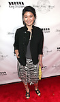 Jennifer Lim.arriving for the 68th Annual Theatre World Awards at the Belasco Theatre  in New York City on June 5, 2012.