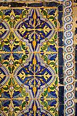Tiles, Real Alcazar, Seville, Spain