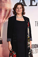 "Rebecca Front<br /> arriving for the ""Aeronauts"" screening as part of the London Film Festival 2019 at the Odeon Leicester Square, London<br /> <br /> ©Ash Knotek  D3523 07/10/2019"