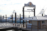 Galveston Island, Texas. Marinas and historic areas.