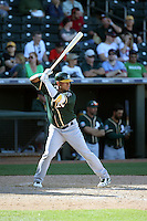 Franklin Barreto - Oakland Athletics 2016 spring training (Bill Mitchell)