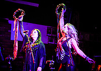 """Savannah Keifer, Kendra Chantelle, Backup Vocals for the """"KEIFER BAND"""" Performs at The Coach House in San Juan Capistrano during their Rise Tour on August 30th, 2019"""