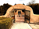 Sacred land of the Chimayo