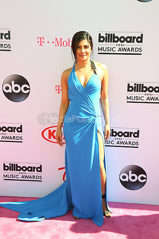 LAS VEGAS, NV - MAY 22: Priyanka Chopra attends the 2016 Billboard Music Awards at T-Mobile Arena on May 22, 2016 in Las Vegas, Nevada. Credit: Parisa/MediaPunch.