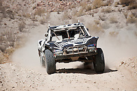 4th place finisher Vanderwey Trophy truck near Zoo road, 2011 San Felipe Baja 250