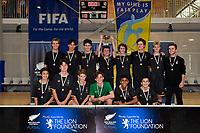 20180323 Futsal – NZSS Champs