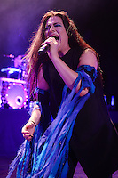 MIAMI BEACH, FL - NOVEMBER 13: Amy Lee of Evanescence performs at the Fillmore on November 13, 2016 in Miami Beach, Florida. Credit: mpi04/MediaPunch