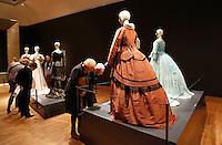 Nederland Amsterdam  2016 03 13.  Het Rijksmuseum. De tentoonstelling Catwalk. Foto Berlinda van Dam / Hollandse Hoogte
