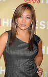 HOLLYWOOD, CA. - November 21: Carrie Ann Inaba attends the 2009 CNN Heroes Awards held at The Kodak Theatre on November 21, 2009 in Hollywood, California.
