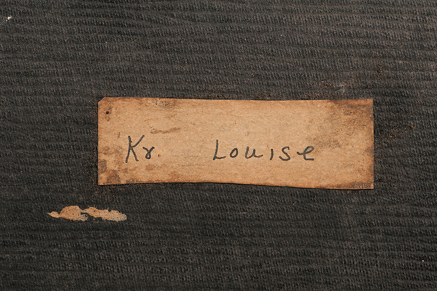 Willard Suitcases / Louise K / ©2014 Jon Crispin