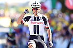 Michael Matthews (AUS) Team Sunweb wins Stage 14 of the 104th edition of the Tour de France 2017, running 181.5km from Blagnac to Rodez, France. 15th July 2017.<br /> Picture: ASO/Alex Broadway | Cyclefile<br /> <br /> <br /> All photos usage must carry mandatory copyright credit (&copy; Cyclefile | ASO/Alex Broadway)