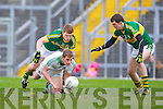 Kerry v Limerick during the McGrath cup semi final in Killarney on Sunday