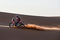 12th January 2020, Riyadh, Saudi Arabia;  17 Cornejo Florimo Jose Ignacio (chl), Honda, Monster Energy Honda Team 2020, during Stage 7 of the Dakar 2020 between Riyadh and Wadi Al-Dawasir, 741 km - SS 546 km, in Saudi Arabia   - Editorial Use