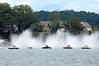 "Kent Henderson, H-777 ""Steeler"", Donny Allen, H-14 ""Legacy 1"", H-999 ""Can You See Me Now"", Dylan Runne, H-12 ""Pleasure Seeker"", Bobby King, H-242    (H350 Hydro) (5 Litre class hydroplane(s)"