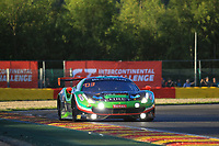 #488 RINALDI RACING (DEU) FERRARI 488 GT3 RINO MASTRONARDI (ITA) PATRICK VAN GLABEKE (BEL) PIERRE EHRET (DEU) GABRIELE LANCERI (ITA) AM CUP