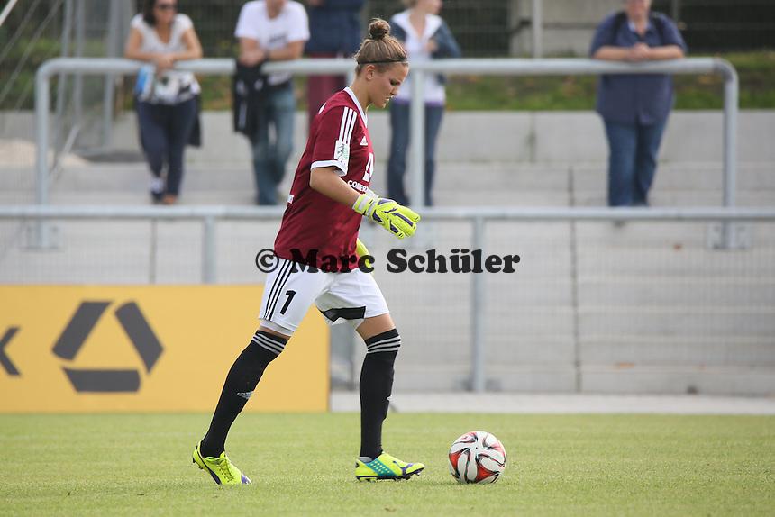 Desiree Schumann (FFC)  - 1. FFC Frankfurt vs. MSV Duisburg
