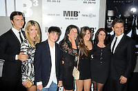 "Dr Mehmet Oz and Lisa Oz attends the ""Men In Black 3"" New York Premiere, held at the Ziegfeld Theater in New York City on 23.05.2012.credit: Jennifer Graylock/face to face.- No Italy, UK, Australia, France -"