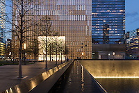 World Trade Center Twilight<br /> New York City