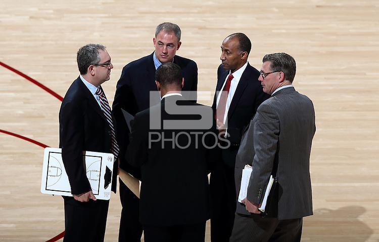 Stanford, CA; Sunday December 27, 2015; Men's Basketball, Stanford vs Carroll.