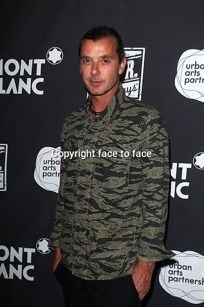 SANTA MONICA, CA - June 20: Gavin Rossdale at The 24 Hour Plays Los Angeles After-Party, Shore Hotel, Santa Monica, June 20, 2014. Credit: Janice Ogata/MediaPunch<br />