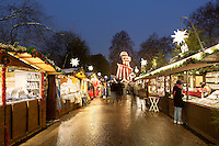 Great Britain, London: Hyde Park Winter Wonderland | Grossbritannien, England, London: Weihnachtsmarkt Hyde Park Winter Wonderland