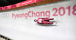 Roman Repilov (OAR). Mens luge. Pyeongchang2018 winter Olympics. Alpensia sliding centre. Alpensia. Gangneung. Republic of Korea. 11/02/2018. ~ MANDATORY CREDIT Garry Bowden/SIPPA - NO UNAUTHORISED USE - +44 7837 394578