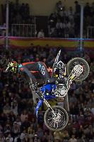 American rider Adam Jones
