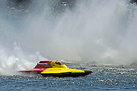 "Kevin Lacey, GNH-52 ""Wanna Bee""  (Grand National Hydroplane(s)"