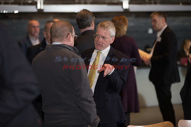 Canal &amp; River Trust Meeting<br /> Senedd<br /> 03.02.15<br /> &copy;Steve Pope -FOTOWALES