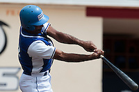 15 July 2010: Mervin Beauperthuy is seen during day 3 of the Open de Rouen, an international tournament with Team France, Team Saint Martin, Team All Star Elite, at Stade Pierre Rolland, in Rouen, France.