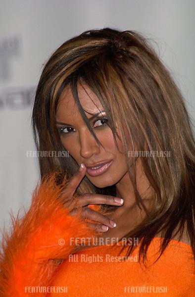 Former Baywatch star TRACI BINGHAM at the first annual BET (Black Entertainment TV) Awards at the Paris Hotel & Casino, Las Vegas..19JUN2001.  © Paul Smith/Featureflash