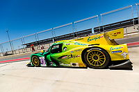 12th January 2020; The Bend Motosport Park, Tailem Bend, South Australia, Australia; Asian Le Mans, 4 Hours of the Bend, Race Day; The number 13 Inter Europol Competition LMP3 driven by Nigel Moore, Martin Hippe,   leaves the pits during the race - Editorial Use