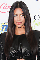 LOS ANGELES, CA, USA - AUGUST 10: Kim Kardashian arrives at the Teen Choice Awards 2014 held at The Shrine Auditorium on August 10, 2014 in Los Angeles, California, United States. (Photo by Celebrity Monitor)