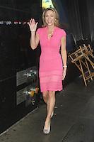 NEW YORK CITY, NY - AUGUST 1, 2012: Amy Robach at ABC studios for an appearance on ABC's Good Moring America. © RW/MediaPunch Inc. /NortePhoto.com<br /> <br /> **SOLO*VENTA*EN*MEXICO**<br /> **CREDITO*OBLIGATORIO** <br /> *No*Venta*A*Terceros*<br /> *No*Sale*So*third*<br /> *** No Se Permite Hacer Archivo**<br /> *No*Sale*So*third*