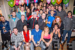 Denis O'Sullivan from Stacks Villa's,Tralee enjoying his surprise 30th birthday on Friday night with family and friends at Joe's Place