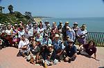 Santa Barbara Ukulele Club,  Party on 8-19-18.  Frank Balthis Phototgraphy