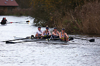 Crew: 279   W J16 4+   Henley Rowing Club   HEN-RUSSELL<br /> <br /> Wallingford Head 2017<br /> <br /> To purchase this photo, or to see pricing information for Prints and Downloads, click the blue 'Add to Cart' button at the top-right of the page.
