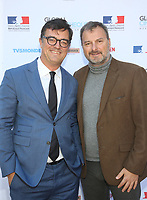 BEVERLY HILLS, CA - FEBRUARY 10: Stanislas Ruskoski, Mark Garottons, at Global CINEMATHEQUE presents the World Cinema Awards ceremony at the Residence du Consul de France in Beverly Hills California on February 10, 2020. <br /> CAP/MPIFS<br /> ©MPIFS/Capital Pictures
