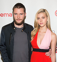 LAS VEGAS, NV - March 24: Jack Reynor and Nicola Peltz pictured at Paramount Pictures Opening Night Presenation Party for Cinemacon 2014 at Caesars Palace in Las Vegas, NV on March 24, 2014. © Kabik/ Starlitepics