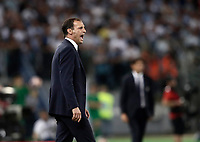 Calcio, Tim Cup: finale Juventus vs Lazio. Roma, stadio Olimpico, 17 maggio 2017.<br /> Juventus coach Massimiliano Allegri shouts indications to his players during the Italian Cup football final match between Juventus and Lazio at Rome's Olympic stadium, 17 May 2017.<br /> UPDATE IMAGES PRESS/Isabella Bonotto