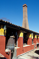 The Los Osuna tequila factory near Mazatlan, Sinaloa, Mexico